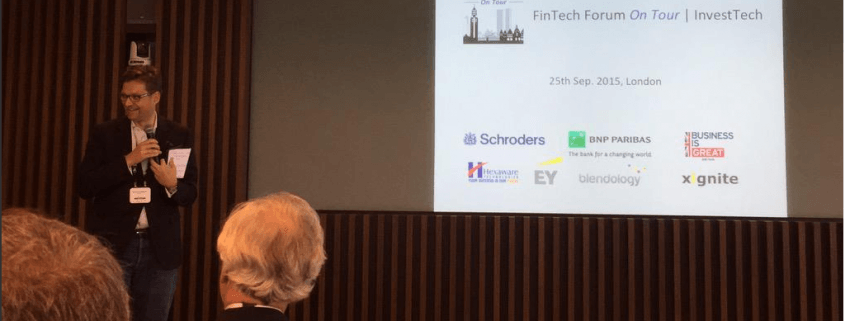 FinTech Forum on Tour