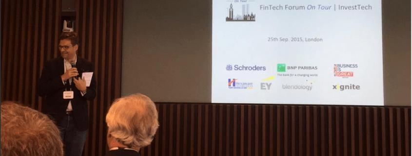 FinTech Forum on Tour